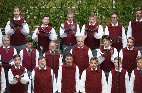 Dziesmusvētku koru konkursa finālā