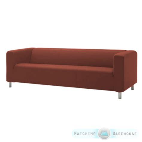 ikea canapé klippan slipcover pour ikea klippan 4 canapé sofa coton housse