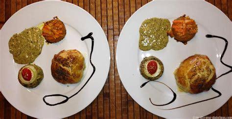application de recette de cuisine filet mignon de porc en croûte ou chaussons de porc