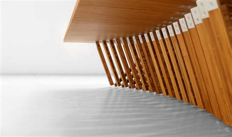 rising table rising table by robert van embricqs on behance