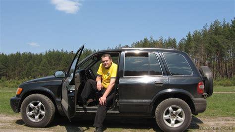 2001 Kia Sportage Mpg by 2001 Kia Sportage Suv Specifications Pictures Prices
