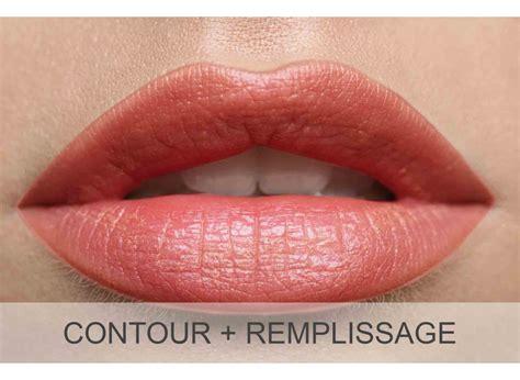 Maquillage Permanent Lèvres (contour + Remplissage