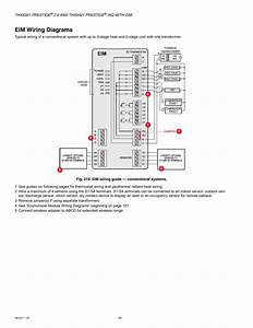 Eim Wiring Diagrams  Thx9321 Prestige  Iaq With Eim