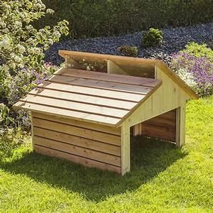 Rasenmäher Roboter Bauanleitung : 12 best abri pour robot images on pinterest shed houses ~ Michelbontemps.com Haus und Dekorationen