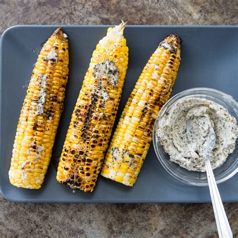 grilled corn in husk husk grilled corn cook s country