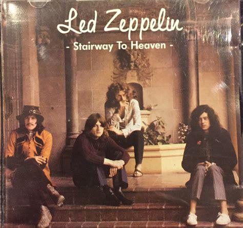 testo led zeppelin stairway to heaven led zeppelin stairway to heaven cd unofficial release