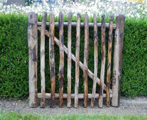 easy pieces wooden garden gates gardenista