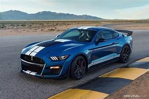 The Drivetrain Tech: 2020 Mustang Shelby GT500   DrivingLine