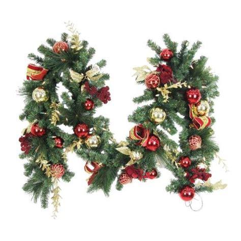 christmas garland ideas   artificial