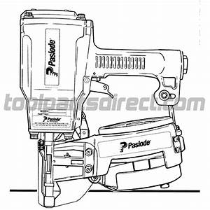 Paslode 5250 65c Coil Nailer Parts