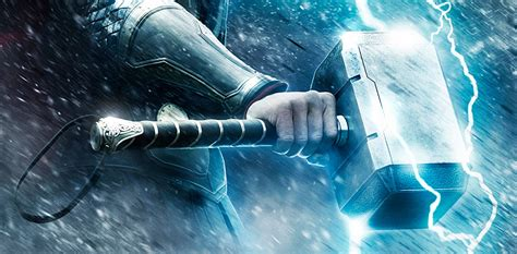 thor 2 the new mjolnir