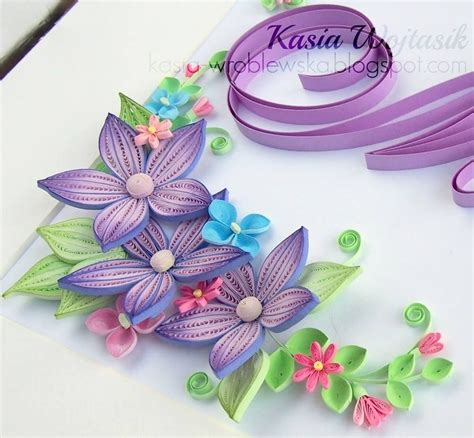 pin  laura hirtescu  quilling cards quilling work