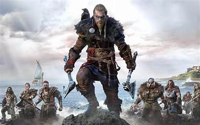 Valhalla Ragnar Creed Lothbrok Wallpapers Resolution Assassin