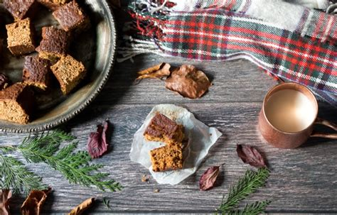 yorkshire parkin recipe sticky oat ginger cake veggie