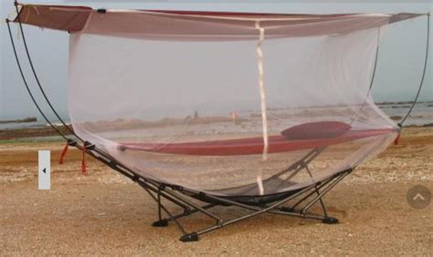 outdoor furniture outdoor shade mosquito folding bed