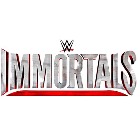 Wwe Immortals Logo By Wrestlingnetworld On Deviantart. Musical Lettering. Award Ribbon Banners. April 2 Signs Of Stroke. Key Banners. Nurse Signs. Space Floor Stickers. Call Duty Decals. Apollo Decals