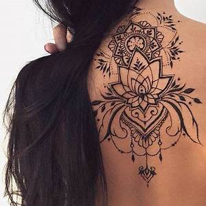 Tattoos Frauen Schulter : bildergebnis f r r cken tattoo frau muster tattoo pinterest tattoo ideen tattoo vorlagen ~ Frokenaadalensverden.com Haus und Dekorationen