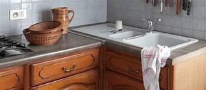 Peindre Un Mur Deja Peint Sans Poncer : r novation cuisine peindre meubles cuisine en bois vernis ~ Dailycaller-alerts.com Idées de Décoration