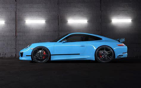 Techart Announces New Tuning Kits For 9912 Porsche 911