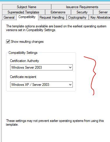 unable  enroll  domain controller template domain