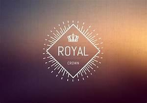 Free Vintage Crown Logo Vector - Download Free Vector Art ...