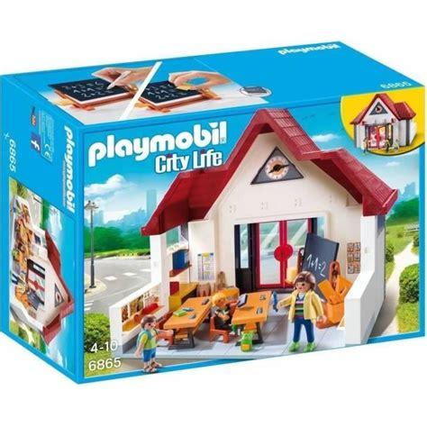 salle de classe playmobil playmobil salle de classe achat vente jeux et jouets pas chers