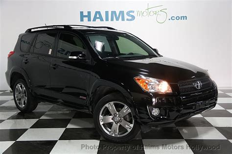 toyota rav sport  haims motors ft lauderdale