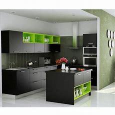 Modern Italian Modular Kitchens, Rs 1100 Square Feet