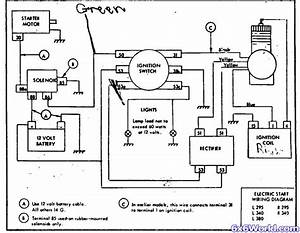 33+ 2 Stroke Wiring Diagram Images
