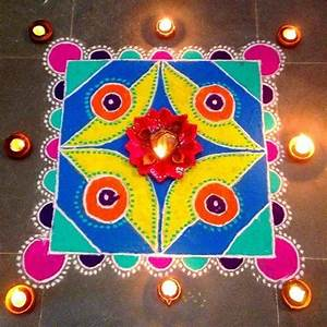 Simple Rangoli design for diwali | 2017 Calendar printable ...