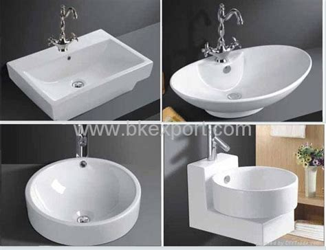 Above Counter Ceramic Sink (bathroom Sinks)-newstar
