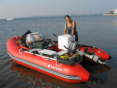 Small Zodiac Boat With Motor by Saturn 12 Sport Runabouts Are Largest Boats
