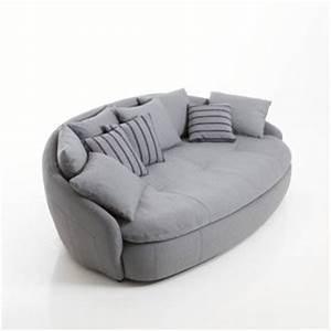 Canape rond assise xxl manhattan acheter ce produit au for Canape assise extra large