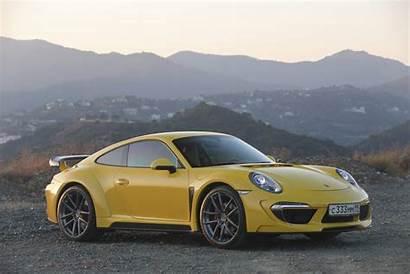 911 Porsche Stinger Yellow Topcar Marbella Hits