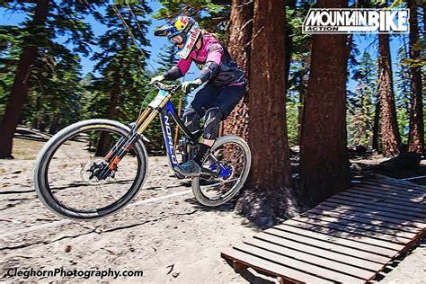 Downhill Mountain Bike Race