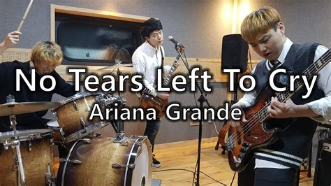 No Tears Left To Cry [rock Version Cover