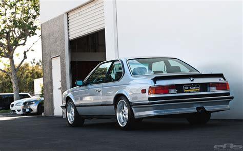 Bmw M6 E24 Polaris Metallic