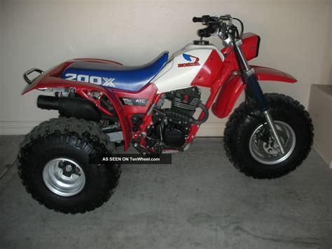 200x Honda