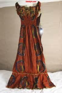 Nigerian Ankara Dress Styles