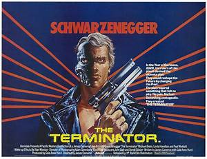 Beware The Terminator ~ The Fangirl Initiative