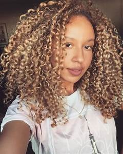 9 seriously cute blonde curly hair looks you need to try ...