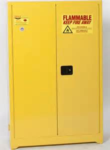 eagle flammable liquid safety storage cabinet 45 gal
