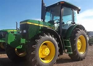 Maquinaria Agricola Industrial  Tractor John Deere 6403