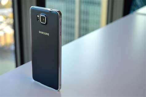 samsung galaxy alpha review  stylish smartphone
