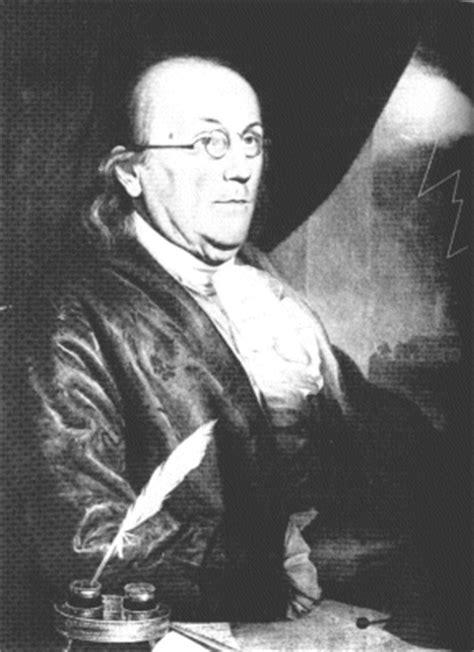 Benjamin Franklin Resumen Breve by Historia De La 211 Ptica