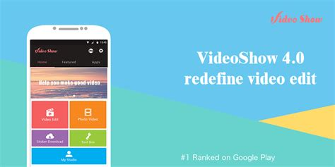 videoshowlite video editor android apps google play