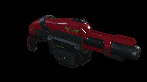 iclone 7 free scifi guns - iprop download link below - YouTube
