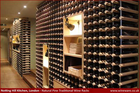 Bespoke Traditional Wine Racks  Made To Order  Wineware