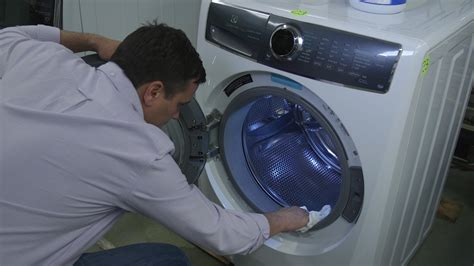clean  washing machine consumer reports