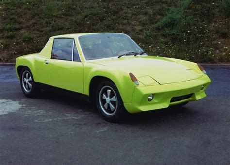 Porche Pics by 1971 Porsche 916 Review Top Speed